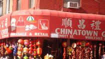 Chinatown Food Tour and Historic Downtown Walking Tour, New York City, null