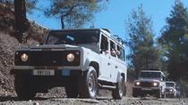 Troodos 4X4 Safari Tour from Ayia Napa, Famagusta, 4WD, ATV & Off-Road Tours