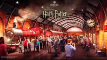 Warner Bros Studio Tour London - The Making of Harry Potter Including Transfer from Brighton, ...