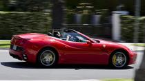 Ferrari California Test Drive, Maranello