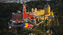 Private Tour: Lisbon Helicopter Flight Including Sintra and Queluz National Palace, Lisboa