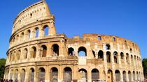 Civitavecchia Shore Excursion: Splendour of Rome Small Group Tour, Rome