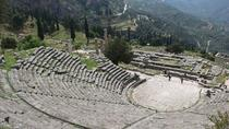 Delphi full day private tour (MiniVan, 1-7 passengers), Athens, Bus & Minivan Tours