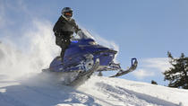 Lapland Lyngen Alps Snowmobile Safari from Tromso, Tromso