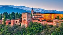 Guided Tour of the Alhambra from Malaga, Granada