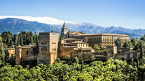 Guided Tour of the Alhambra from Nerja, Malaga, Day Trips