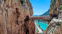 Semiprivate weekend guided tour: Caminito del Rey from Malaga, Malaga, Day Trips