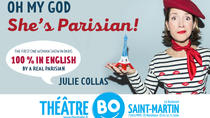Oh my god she's Parisian! The brand new comedy show in English language in Paris, Paris, Comedy