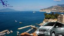 Private Transfer with driver from Naples to Positano, Positano, Airport & Ground Transfers