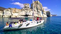 Milos Sailing Tour with snorkeling and lunch, Milos, Day Cruises