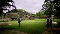 Complete El Salvador Mayan Ruins: Tazumal, Joya de Ceren, San Andres, Casablanca, San Salvador,...