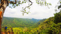 El Imposible Park Naturalist Hike, The Trail to the River Juncture, San Salvador, Hiking & Camping