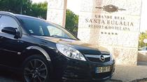 Faro Airport Transfer to Albufeira (up to 4 passangers), Faro, Airport & Ground Transfers