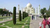 Agra Full-day Local Tour with Taj Mahal, Agra Fort and Mehtab Bagh, Agra, Skip-the-Line Tours