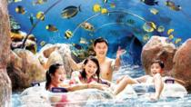 Skip the Line: Adventure Cove Waterpark Admission E-ticket, Singapore, Water Parks