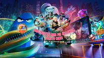 Skip The Line: Hong Kong Ocean Park Halloween Theme Admission, Hong Kong, Halloween