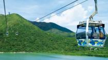 Skip The Line Ngong Ping 360 Lantau Sky-Land-Sea Day Pass, Hong Kong, null