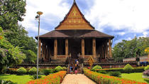 Explore Vientiane and Local Villages Biking Tour, Vientiane, Half-day Tours