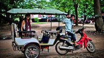 Half-Day Angkor Tuk-Tuk Explorer Tour from Siem Reap, Siem Reap, Helicopter Tours