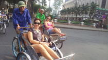 Ho Chi Minh City Shore Excursion: Private City Tour Including Cyclo Ride, Ho Chi Minh City