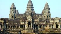 Private Full-Day Angkor Temple and Sunset Viewing, Siem Reap, null