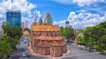 Saigon in a Day: Ho Chi Minh City Sightseeing and Night Food Tour, Ho Chi Minh City, City Tours