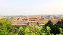 Private Beijing Sunset Tour at Jinshan Park including Hutong and Back Lake, Beijing, Half-day Tours