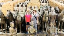 Private Day Tour: The Museum of Qin Terra-cotta Warriors and Horses &Hanyangling, Xian, 4WD, ATV & ...