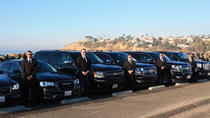 Santa Barbara Private Airport SUV Transfer to and from LAX, Santa Barbara, Airport & Ground ...