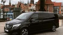 Private Airport Transfer: From Gdansk Airport to Hotel, Danzig