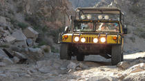 San Andreas Fault Hummer Tour, Palm Springs