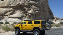 Tour H2 Joshua Tree Nebenstraßen Hummer, Palm Springs, 4WD, ATV & Off-Road Tours