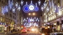 Small-Group Christmas Light Experience from London , London, Christmas
