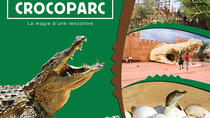 Crocoparc Admission Ticket, Agadir