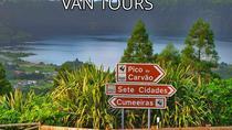 Sete Cidades, São Miguel, Azores, MiniVan Tour HD, Ponta Delgada, Bus & Minivan Tours