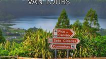 Sete Cidades, São Miguel, Azores, MiniVan Tour HDAfternoon, Ponta Delgada, Bus & Minivan Tours
