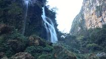 Aguacero Waterfall and La Venta River Canyon - Ocote Biosphere Reserve, Tuxtla Gutiérrez, Nature & ...