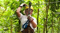 Chiapas Canopy Zipline Tour, Tuxtla Gutiérrez, Adrenaline & Extreme