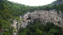 Chiapas Rappel Adventure at Sima de las Cotorras, Tuxtla Gutiérrez, Day Trips