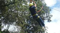 Mammoth Caves Park Tour: Rappelling, Ziplining and Hiking, Tuxtla Gutiérrez, Climbing