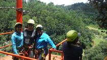 Mammoth Caves Park Tour with Rappeling, Zipline and Trek from San Cristobal, San Cristóbal de ...