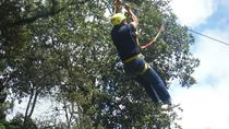 Multi-Adventure at Mammoth Caves Park from Tuxtla Gutierrez: Rappelling, Ziplining and Hiking, ...