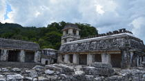 Palenque Archaelogical Site, Agua Azul and Misolha Waterfalls Combo Tour, San Cristóbal de las ...