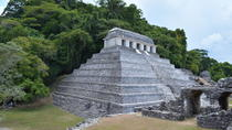 Palenque Archaelogical Site, Agua Azul and Misolha Waterfalls from Tuxtla Gutierrez, Tuxtla...