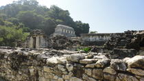 Palenque Archaelogical Site Tour and Misol-Ha Waterfall from Villahermosa, Tabasco, Archaeology ...