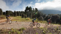 Route of the Mills Mountain Bike Tour, Tuxtla Gutiérrez, Archaeology Tours