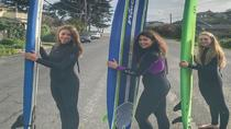 Beginner Surf Lessons At Stinson Beach, San Francisco, Surfing Lessons