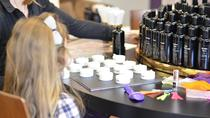 Perfume workshop for children in Grasse, ニース