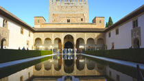 Alhambra Generalife and Nasrid Palaces Guided Walking Tour in Granada, Granada, Day Trips