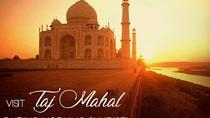Sunrise Taj Mahal Tour From Jaipur(Pink City), Jaipur, Day Trips
